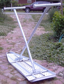 dead ironing board