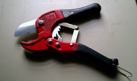 Tubing cutters