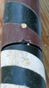 Repairing a Large Hula Hoop