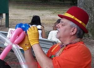 Hooping in Herman Park, Goldsboro, NC