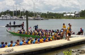 Oriental Dragon Boat Races 2013